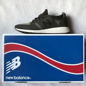 New Balance 420SR in Olive Green **Like New**